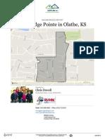 Cambridge Point Neighborhood Real Estate Report
