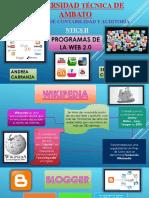 Programas Web 2.0