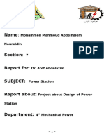 Power Station Project