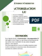 Diapositivas LU