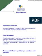 Técnico Agrícola Todo Sobre Carrera Tecnología Agricultura