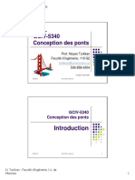 Introduction Conception d'Un Pont