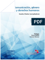 Comunicacion, Genero y Derechos Humanos- Final 2016