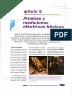 CAP 5 PRUEBAS Y MEDICIONES ELECTRICAS BÁSICAS.pdf