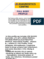 Thyroid function tests total (TFT|Online|M.D.Diagnostics Centre