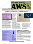 Oct 2007 CAWS Newsletter Madison Audubon Society