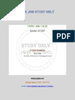 EEE Job Guideline