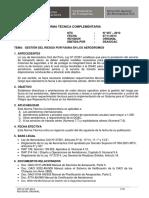 NTC Gestión del Riesgo por Fauna en los Aeródromos FINAL.pdf