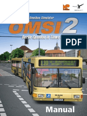Manual_OMSI2_EN pdf   Bus   Windows Vista