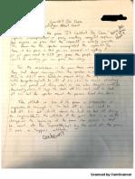 Post Assessment Sample 1