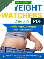 Weight Watchers Recetas Light