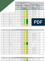 Matriz de Identificacion de Peligros Valoracion Del Riesgo Occidente 1