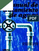 Manual de Tratamiento de Aguas
