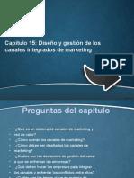 PLAZA-CAPITULO 15 Diseño y Gestion de Los Canales Integrados de Marketing