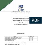 Proposal Mini Project