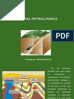 Trampas Petroliferas