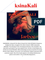 Daksinakali by Jarboe; review by Pieter Uys
