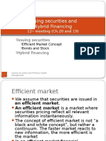 FinMan 12 IPO and Hybrid Financing 2015