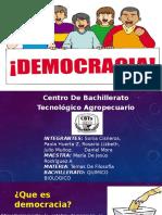 Democracia (2)