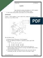 Lab 6 Guideline Document