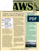 Feb 2010 CAWS Newsletter Madison Audubon Society