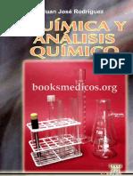 Quimica y Analisis Quimico-juan jose rodriguez