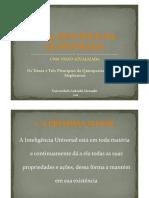 Os 33 Prncípios Da Quiropraxia