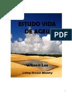 Estudo Vida de Ageu W.l-1