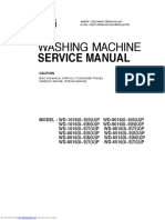 Wd901609sup Service Manual
