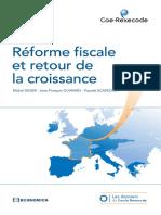 Reforme Fiscale Et Croissance Dossier Cercle Rexecode 1 Fevrier 2014 (4)