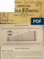 American Field Fencing
