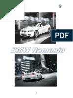 Plan de Marketing - BMW M3