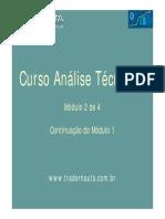 CandleStick - Sinais Da Analise Tecnica Modulos 2 de 4