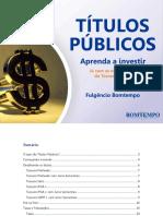 Títulos públicos - aprenda a investir