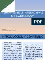 Herramientas Interactivas de Coreldraw