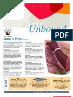 Arts Unbound Newsletter June 2010