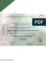 Documentslide.com Unikl Diploma