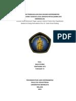 LP CKD KOMPLIKASI Hipoalbumin+hd
