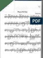 Playas Del Este PDF 1 Cacho Tirao PDF