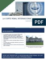 Círculo de Estudios de Derecho Internacional - Expo CPI
