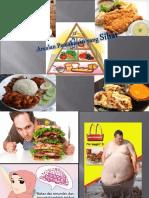 Amalan Pemakanan Yang Sihat - Nasrul