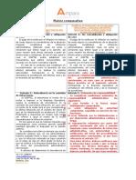 Matriz - Reglamento de Fiscalización, Infracciones y Sanciones