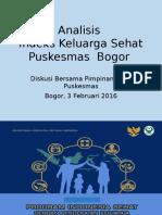 Analisis IKS Bogor