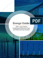 Energy Guide - 2017 Integrated Resource Plan & Repowering Studies