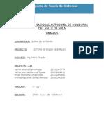 Informe Proyecto 2do Avance