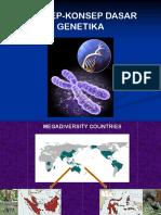 1. Konsep Dasar Genetika