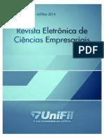 Cienciais Empresal Jul Dez 2014