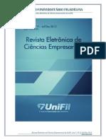 Cienciais Empresal Jul Dez 2015