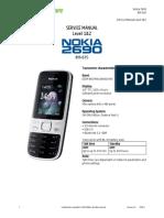 Nokia 2690 RM-635 Service Manual