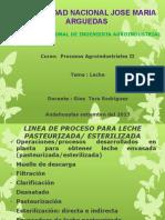 Leche Procesos II 1